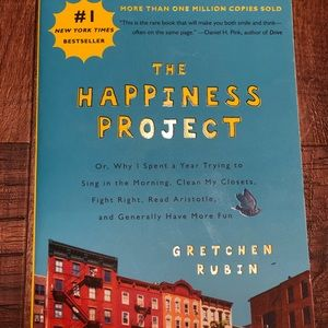 Other - The Happiness Project - Gretchen Rubin